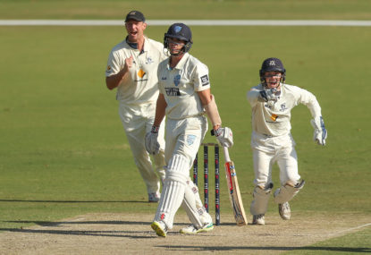 Sheffield Shield final live stream and TV guide