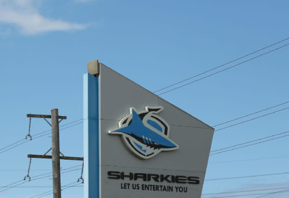 Sharks on the hunt for third NRL boss in a year