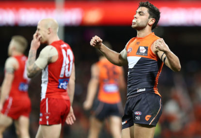 AFL preview series: GWS Giants vs Sydney Swans
