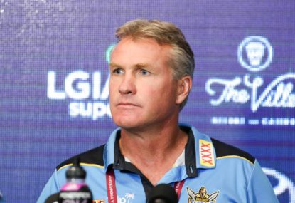 Reports: Garth Brennan to be sacked by Titans