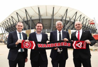 Western Sydney Stadium is the feel-good story the A-League needs