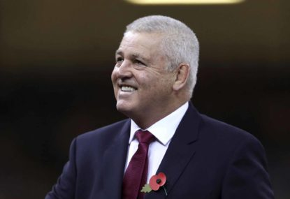 Should teams follow Gatland and worship at the altar of mobility?