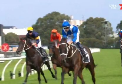 WATCH: Winx wins 32 in a row at George Ryder Stakes