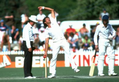 The spin bowlers of the 1980s: Part 1