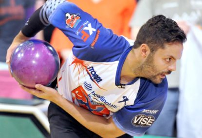 Jason Belmonte: Australia's unknown sporting phenomenon