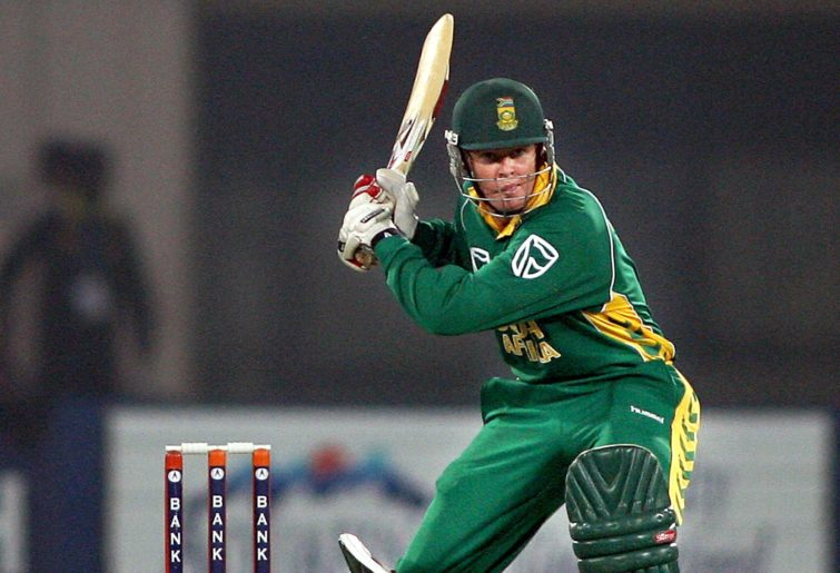 South African batsman Shaun Pollock in 2007.