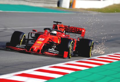 My top five Formula One races of 2019