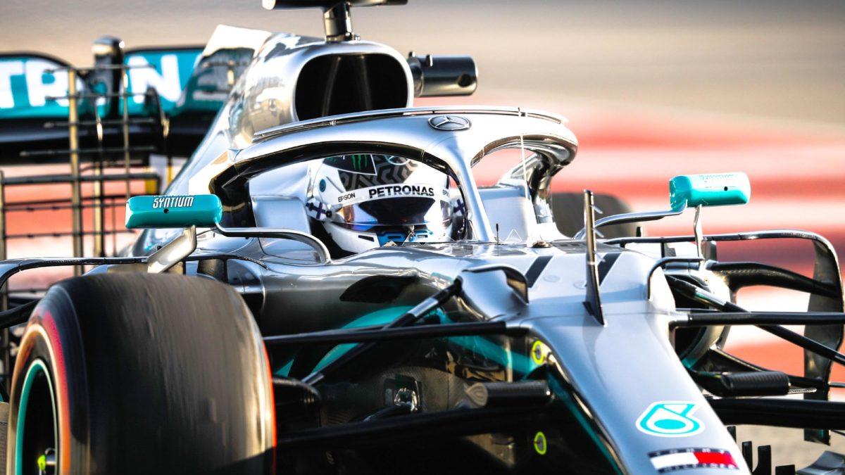 Valtteri Bottas takes pole in Silverstone