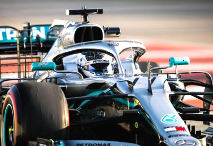 Bottas brilliant in Barcelona qualifying