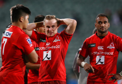 How Rugby Australia failed the Sunwolves