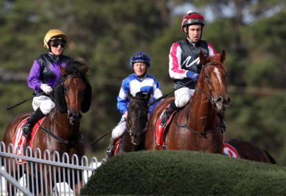 The Mounting Yard: All-Star Mile day preview