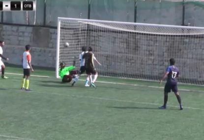 Keeper somehow reels in most stressful and dramatic save ever
