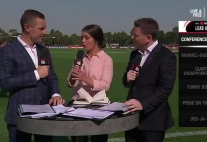 Ellie Blackburn throws support behind controversial AFLW conference system