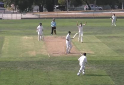 Bowling attack run rampant through batting lineup in semi-final display