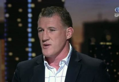Gallen: There was no need for Nathan Brown to bring my name up