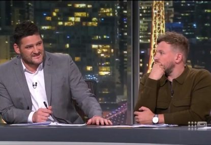 Brendan Fevola's massive call on Alan Richardson's coaching future