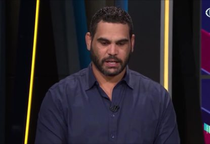 'It does get you down': Greg Inglis responds to being 'fat-shamed'