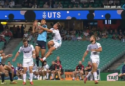 An Izzy Folau special sets up the perfect start for the Tahs