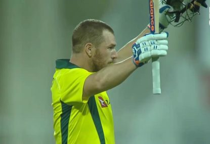 Finch guides Australia to another win with career-high ODI knock
