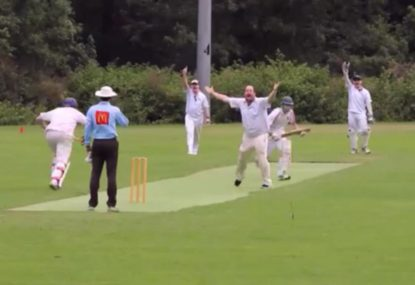 Battle-scarred trundler runs riot with 6-wicket haul