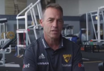 WATCH: Alastair Clarkson's message to all footy fans