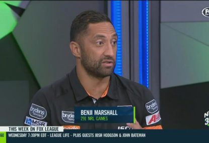 Benji Marshall: The thought of relocating a Sydney NRL team is sickening