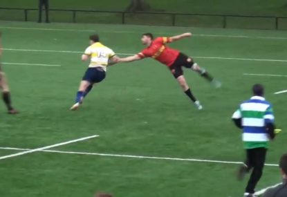 Classy winger's try-assist puts cherry on top of slick set piece