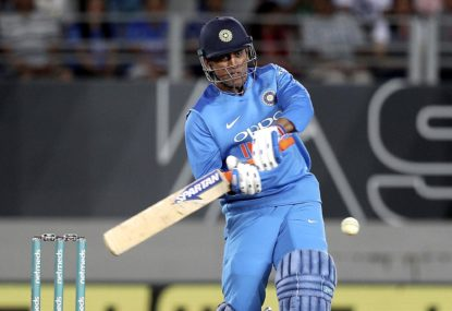 Time for Gayle and Dhoni to hang up the gloves
