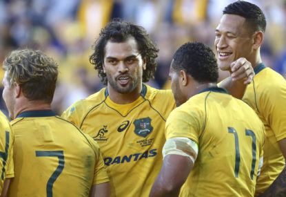 Why the Wallabies should be on the midfield K-trail