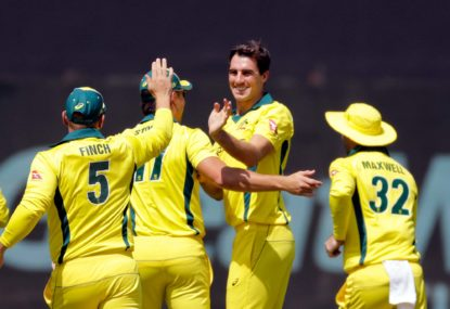 Pakistan vs Australia: Finch fires, Aussies win