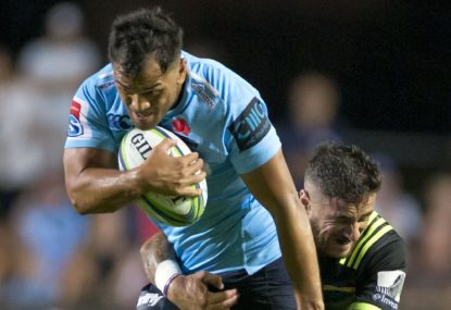 Waratahs big win only step one in pursuit of title
