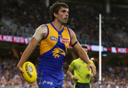 West Coast Eagles vs Melbourne Demons: AFL live scores, blog