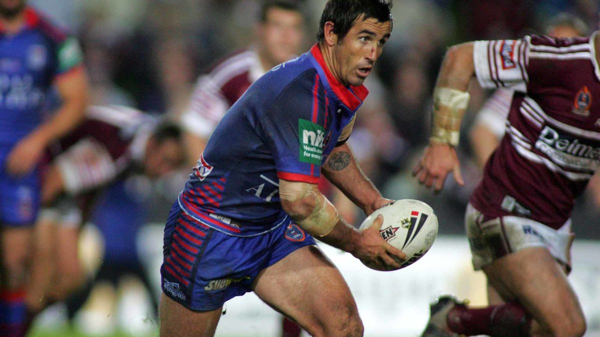 Newcastle deserve a statue of Andrew Johns at McDonald Jones Stadium - The Roar