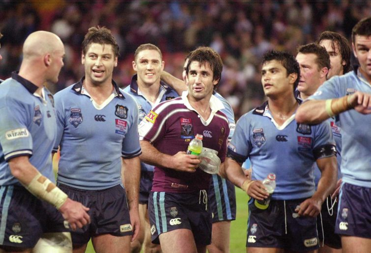 Andrew Johns Origin