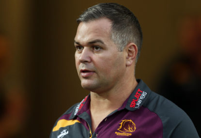 WATCH: Anthony Seibold savages Souths assistant coach