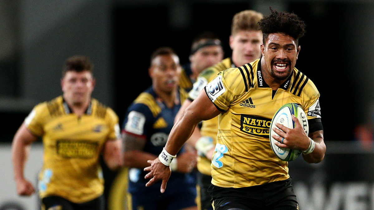 All Blacks will be without two key players for Bledisloe 3