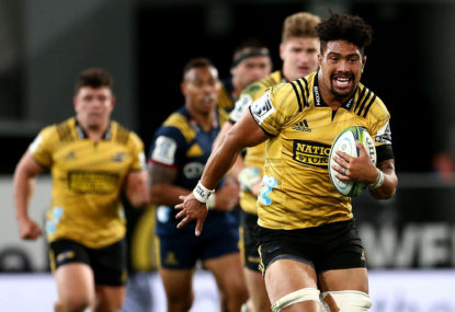 Hurricanes vs Bulls: Super Rugby live scores, blog