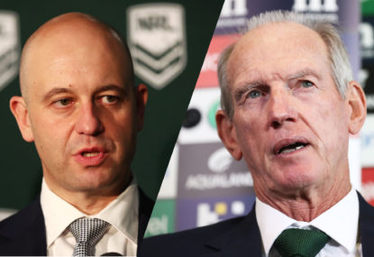LISTEN: It's time for another penalty crackdown in the NRL