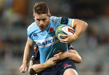 Five weeks to go: The Super Rugby run home