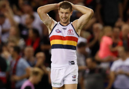 Draft picks off the table, but Crows facing heavy penalties for training breach