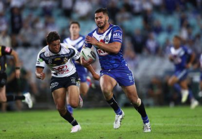 Two Bulldogs players stood down over code of conduct breach