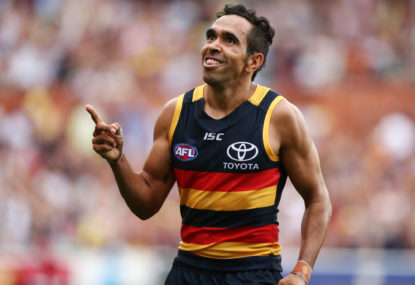 Adelaide Crows vs West Coast Eagles: AFL live scores, blog