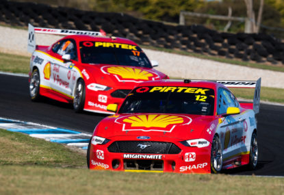 Were DJR Team Penske's penalties harsh enough?