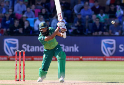 How Hashim Amla carried South Africa