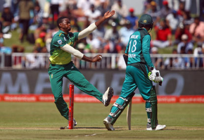 My Cricket World Cup squad: South Africa