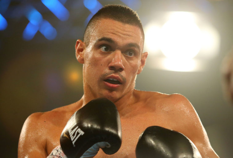Aussie boxer Tim Tszyu