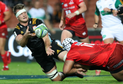 The one Super Rugby ladder the Chiefs sit on top of