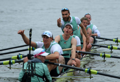 Cambridge dominate the 2019 Boat Races