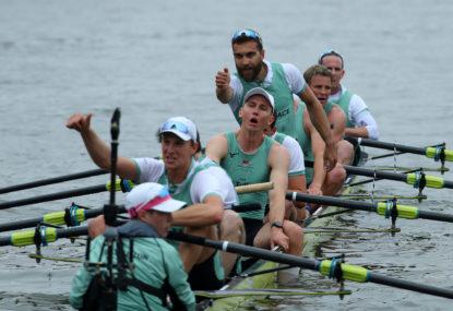Cambridge dominate the 2019 Boat Races