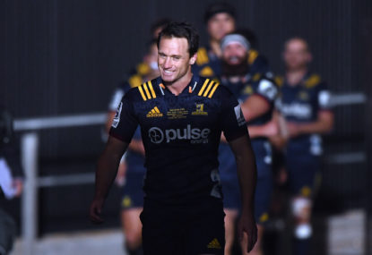 Highlanders cruise past Blues in NZ derby